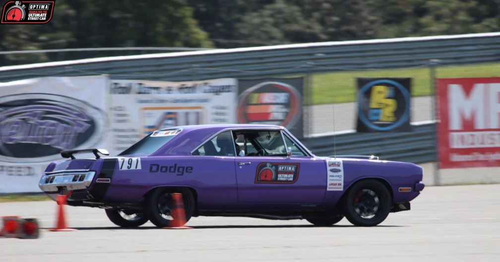 Just A Car Guy: the Optima Challenge has some fresh cool old cars on ...