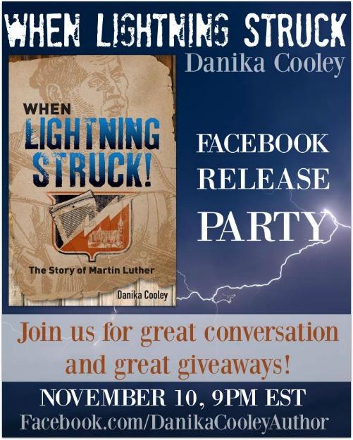 When Lightning Struck Facebook party