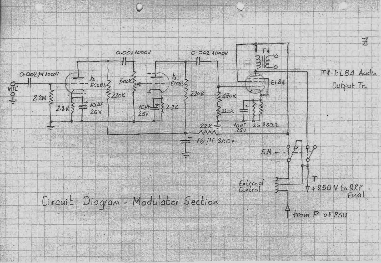 radio friendly power supply