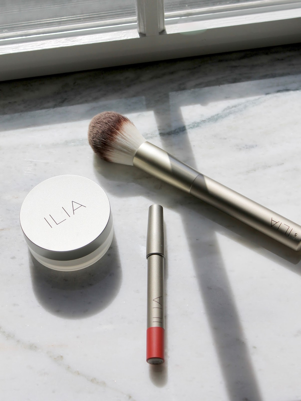 ILIA'S NOT JUST FOR GREEN BEAUTY LOVERS