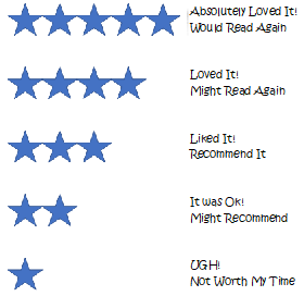 My Rating System