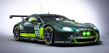 Technical Specification of Aston Martin Vantage GTE With Racing Edition - Car Auto Report