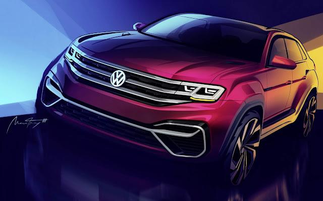VW Atlas 2019 - 5 lugares