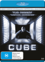 Cube: Blu Ray Review