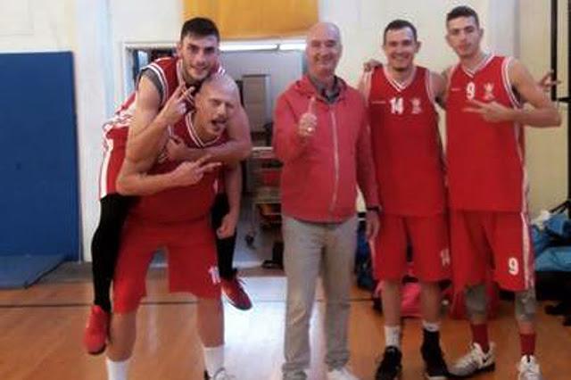 Πρώτη θέση στο Πανελλήνιο Πανεπιστημιακό πρωτάθλημα μπάσκετ για την ομάδα του Πανεπιστημίου Πατρών