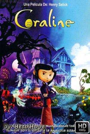 Coraline [1080p] [Latino-Ingles] [MEGA]