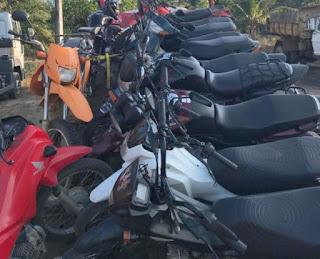 fiscalização de motocicletas