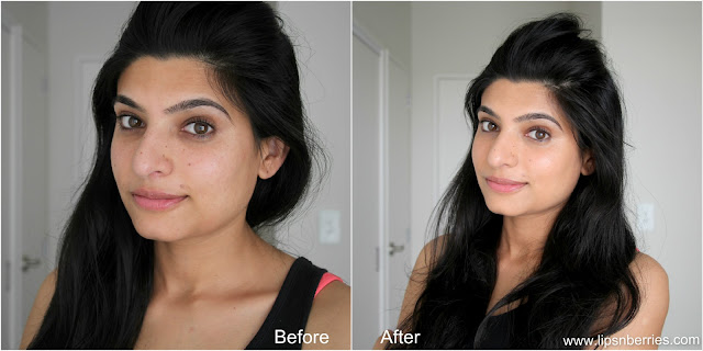 MAC studio waterweight spf 30 foundation review