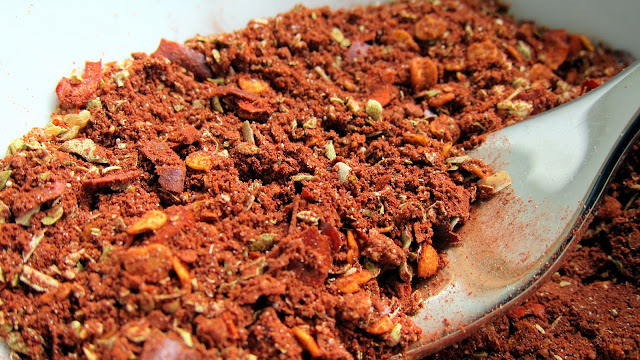 Spice Mix for pressure cooker pulled pork