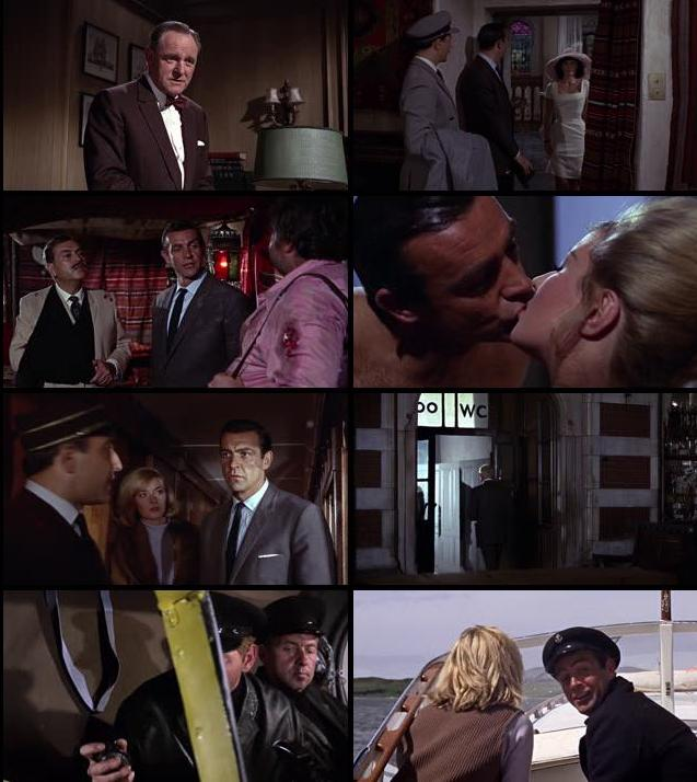 From Russia With Love 1963 Dual Audio Hindi 480p BluRay