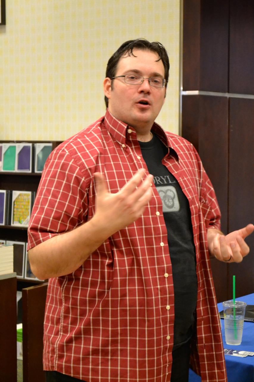 Dan Absalonson | Author of SciFi & Fantasy: August 2013