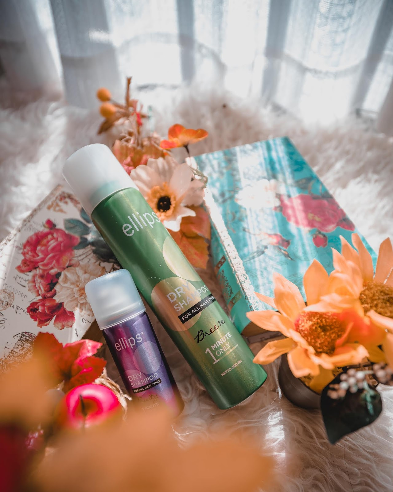 Ellips Dry Shampoo Review - Stella Lee ☆ Indonesia Beauty and