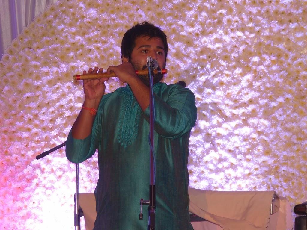 A flutist