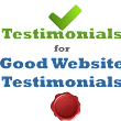 Helpful resources on internet about website testimonials