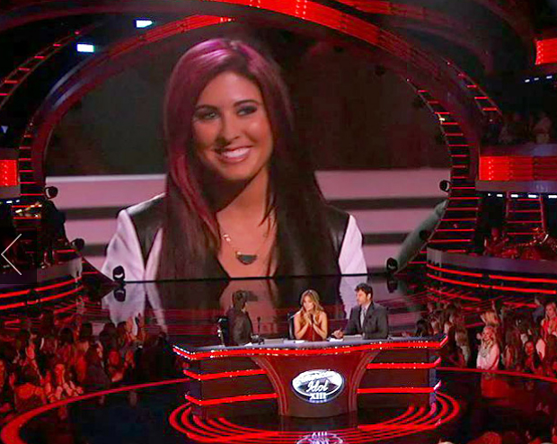 jessica meuse top 9 idol
