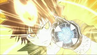 Vongola X Guardians Reborn Guardian Of The Sky Tsunayoshi Sawada