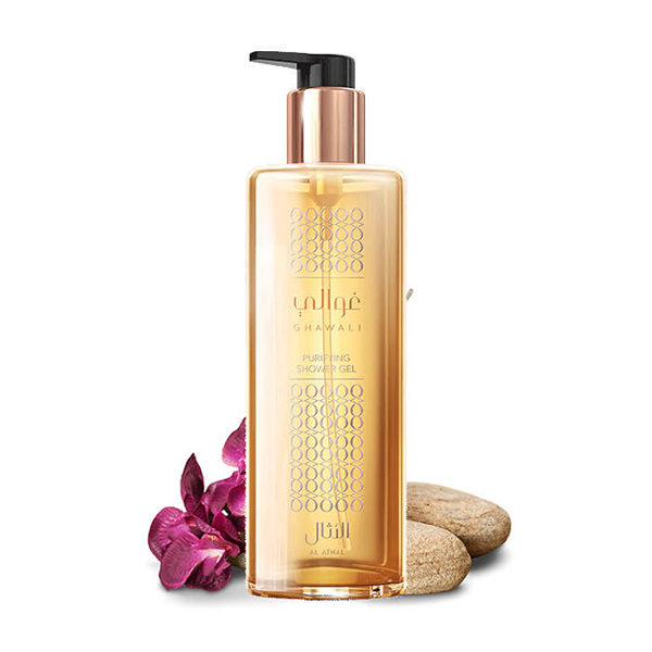 Al Athal Purifying Shower Gel - 300ml