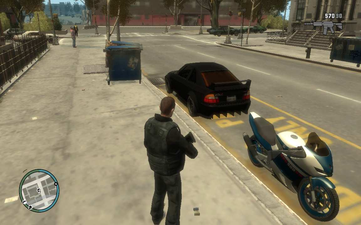 GTA (GTA) 4. System requirements are worth it