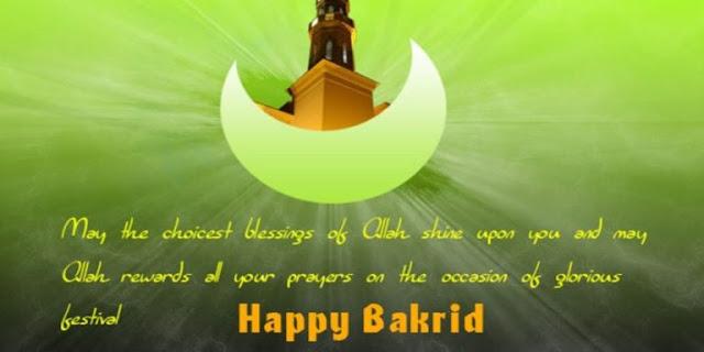 Bakrith wishes photos