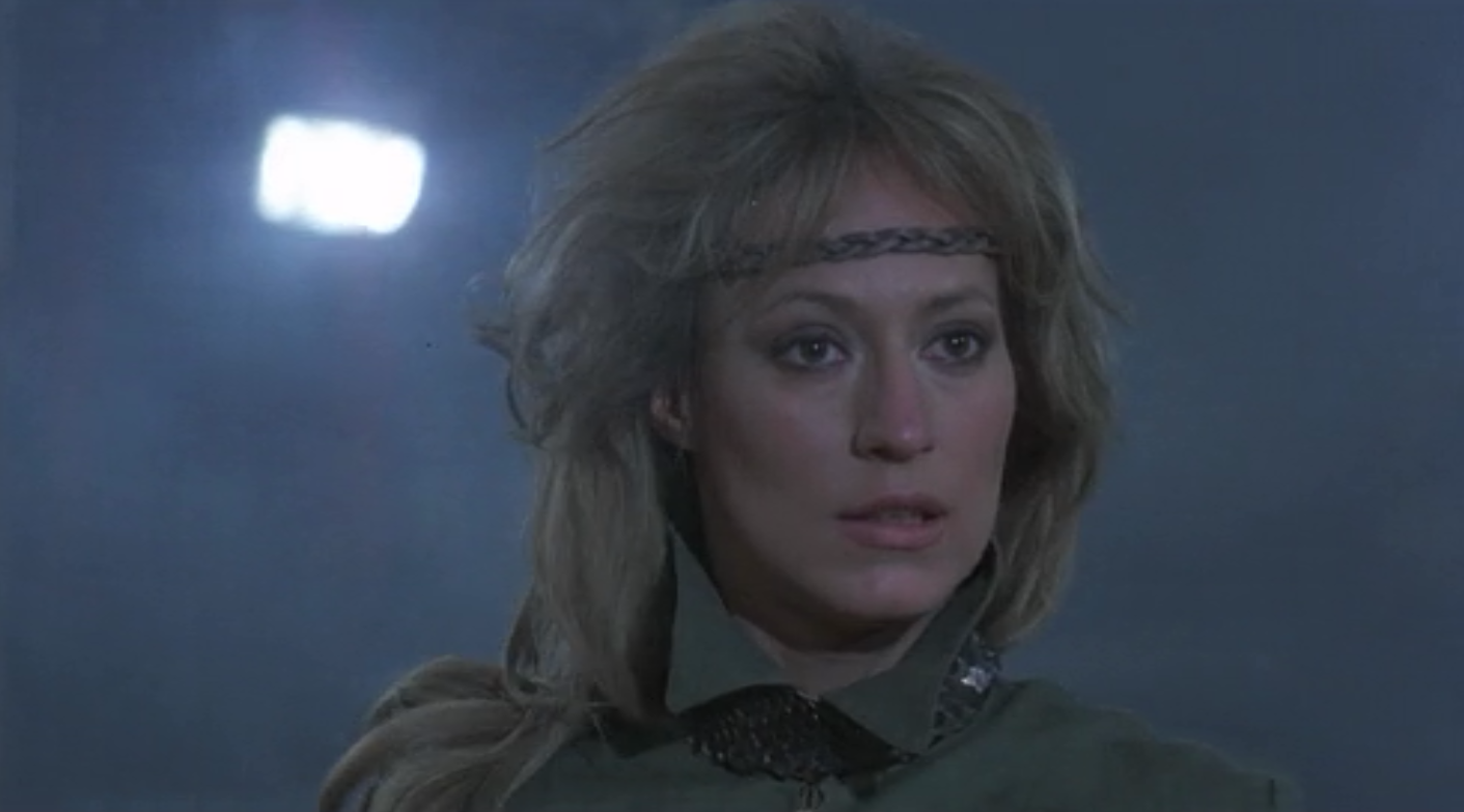 Acidemic - Film: Sandahl Bergman vs. the Helots: SHE (1984)