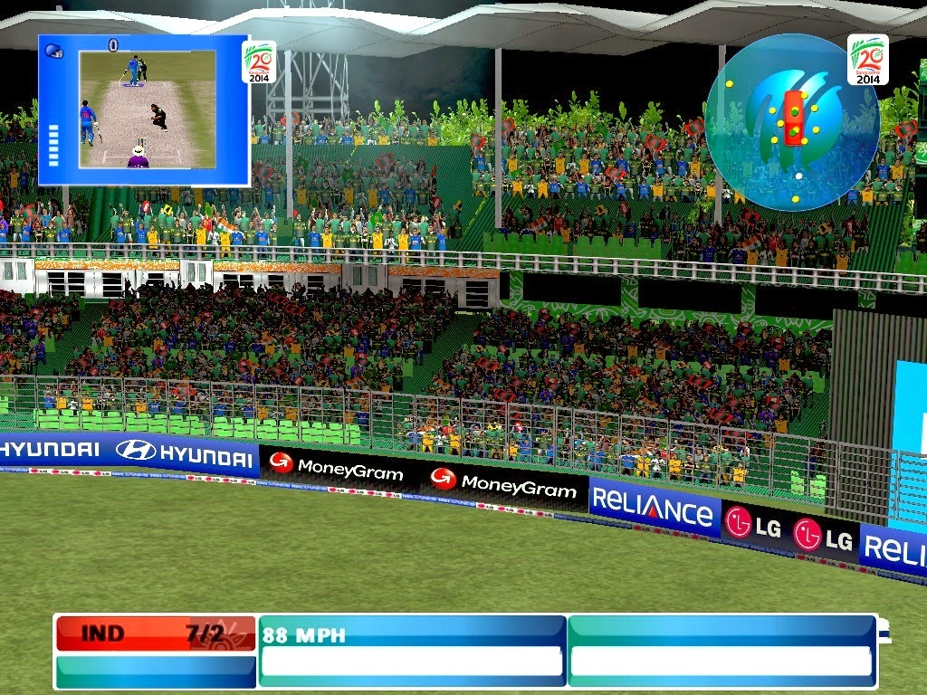 EA Sports Cricket 2014 IPL PC Game Download
