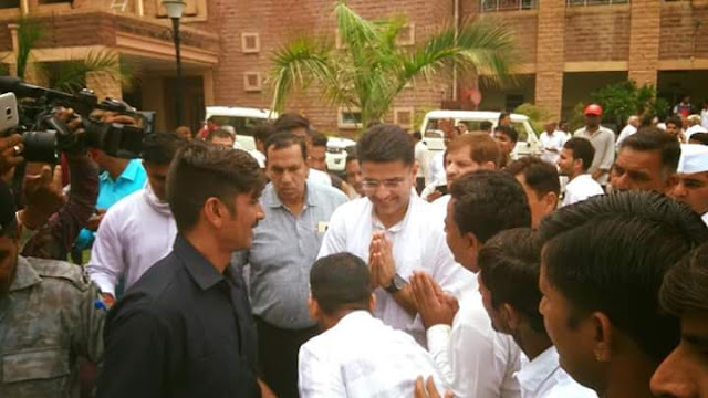 Sachin Pilot has a mastermind plan, this formula will now make Congress return to Rajasthan,