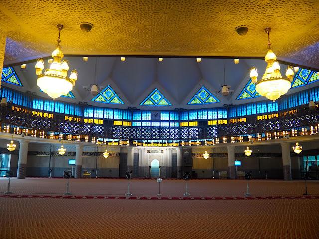 National Mosque, Kuala Lumpur, Malaysia