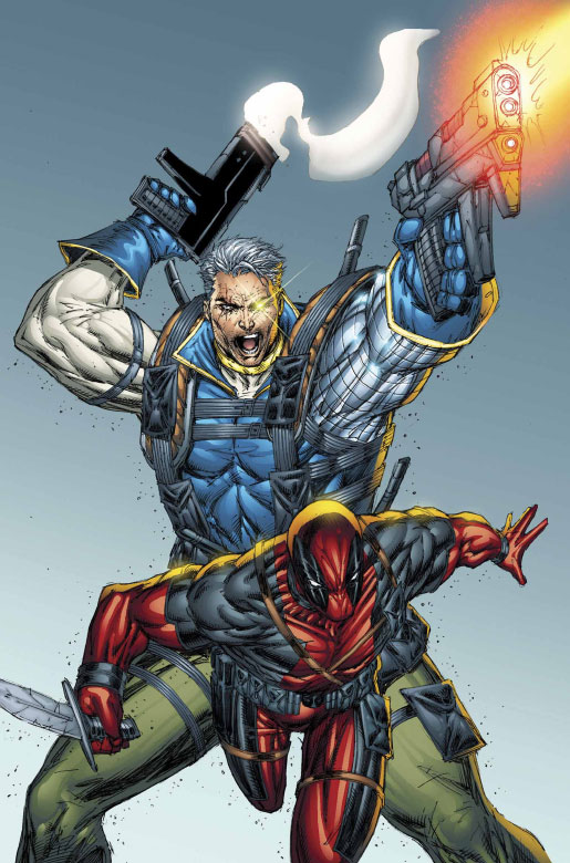 Cable and Deadpool Review | Fanboys Anonymous