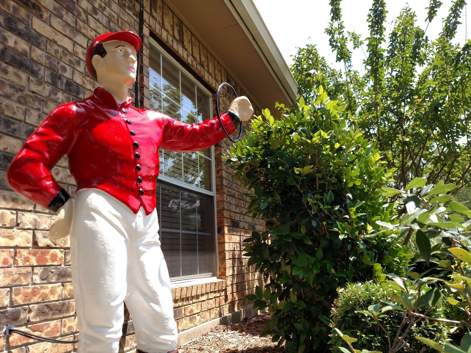 Jockey Statues Lawn Ornaments 100 Images History Of