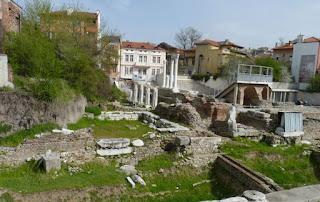 Odeón de Philippopolis, Plovdiv.