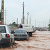 Fortes chuvas deixam Luanda inundada