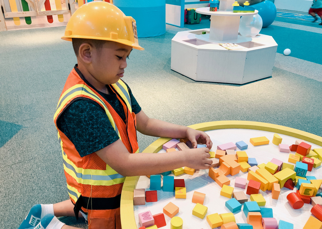 Let Your Kids Play at Playnation in Ayala Center Cebu
