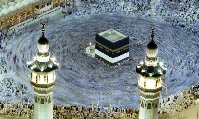 Shalat di Masjidil Haram Lima Waktu Setara dengan Shalat 275 Tahun Nonstop
