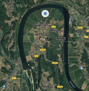 karper rivier Dordogne
