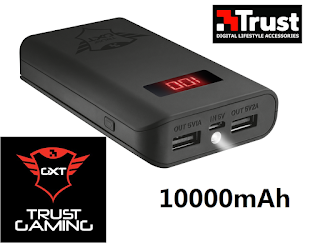 trust gaming powerbank gxt777