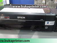 Free Download Driver Epson L300 Series For Windows and Mac Os