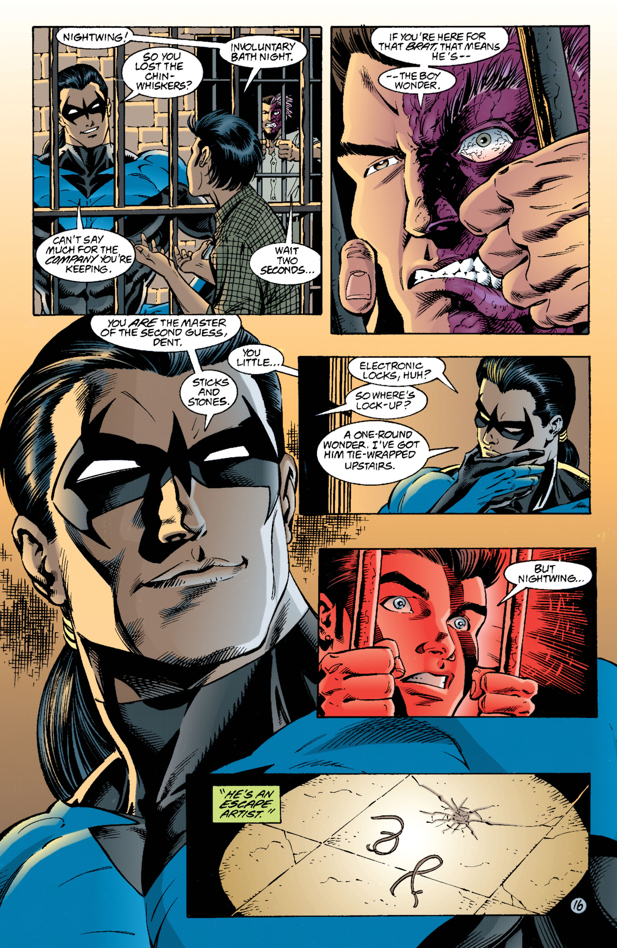 Detective Comics (1937) 699 Page 16
