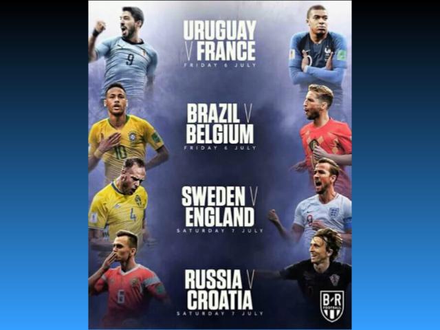 Chanel yang Menayangkan 8 Besar Piala Dunia 2018 Rusia Gratis