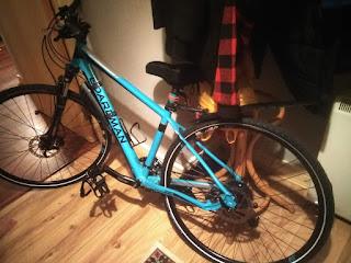 Stolen Bicycle - Boardman MTX