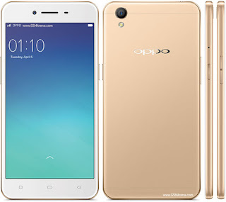 Oppo A37 Gold, RoseGold