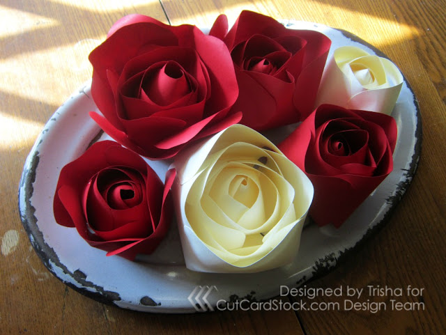Practical Tips for Making Large Paper Roses With Tutorial