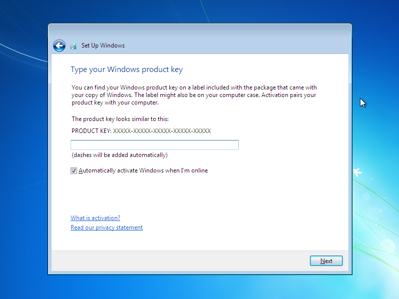 Cara Instal Windows 7 ultimate 64 bit di Laptop / PC