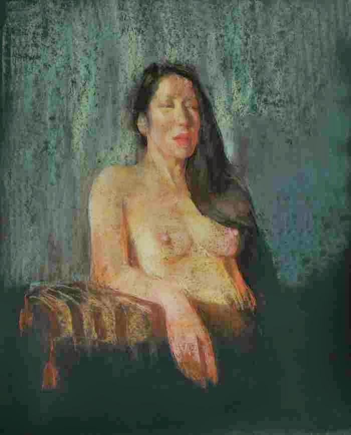 Современное искусство Канады. Elaine Despin
