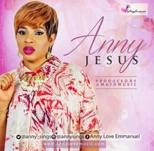 [MUSIC] Anny - Jesus