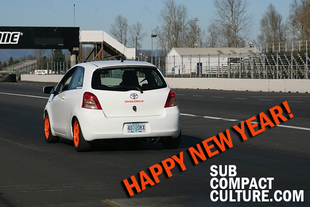 Happy New Year from Subcompact Culture