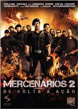 Download Filme Os Mercenários 2 – BDRip AVI Dual Áudio