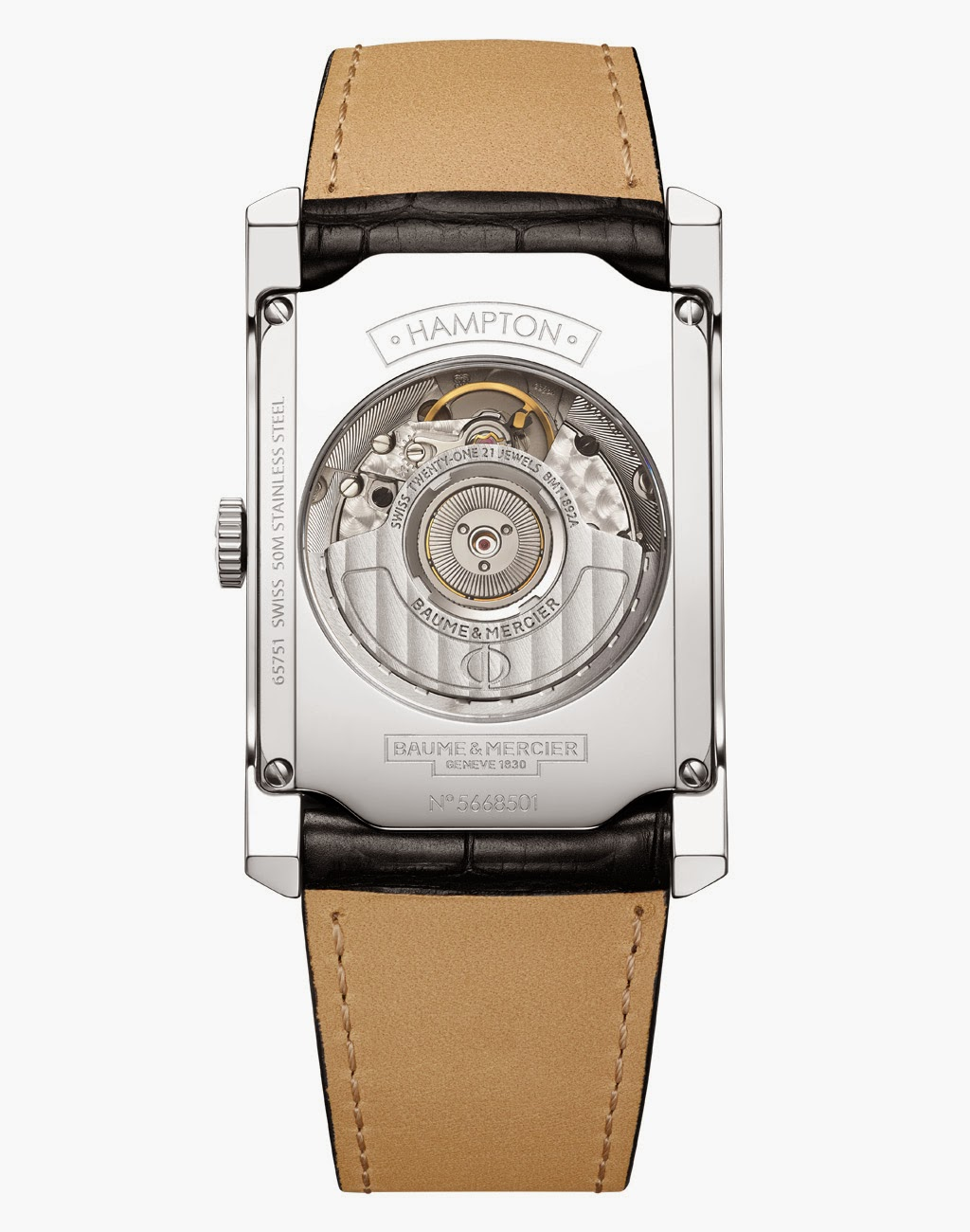 Baume et Mercier Hampton Automatic