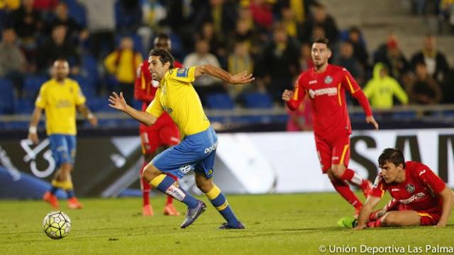 Valerón cumplió 400 partidos en primera división
