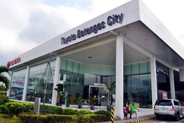Toyota Batangas Installment Application form