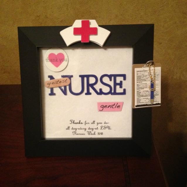 Ideas Week Craft Nurses